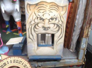 tiger ball toos NY 1