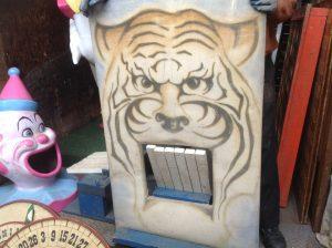 tiger ball toos NY 2