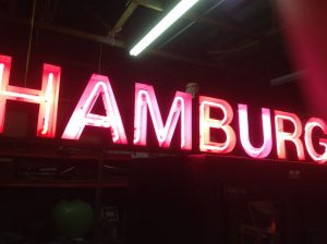 neon hamburger 7