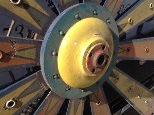 gambling wheel huge ky 1