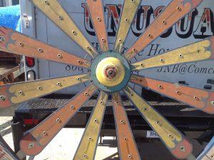 gambling wheel huge ky 2