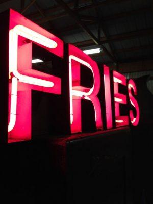 neon fries sign 4