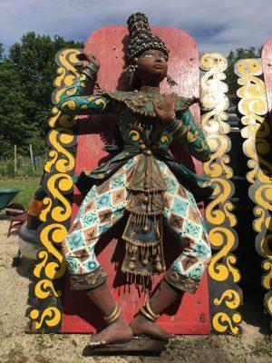 danbury fair giant indian