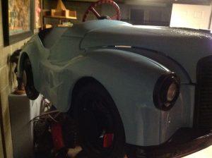 carnival car light blue wv 3