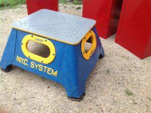 stool train nyc 2