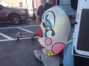 clown parade head 4