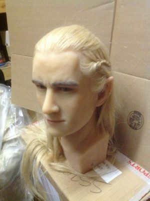 wax head lord of the rings 2