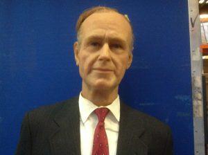 wax museum george bush JPG