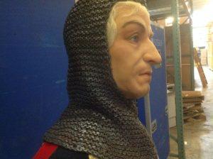wax museum knight 2