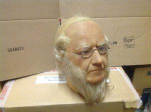 wax museum rip beard & Glasse