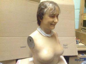wax museum rip queen E a 1