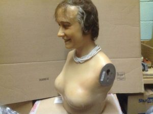 wax museum rip queen E b 1