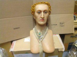 wax museum rip queen I 1