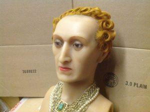 wax museum rip queen I 2