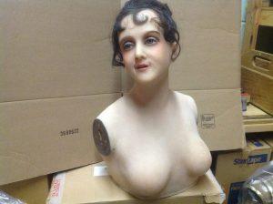 wax museum rip victorian woman
