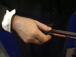 wax museum rip violinist 4