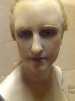 wax museum rip woman 3