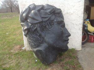 head roman ruin 1