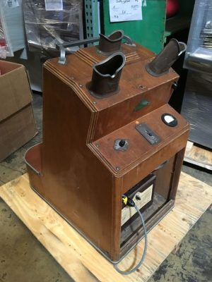 shoe exray machine 2019