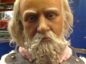 wax museum rip king 1