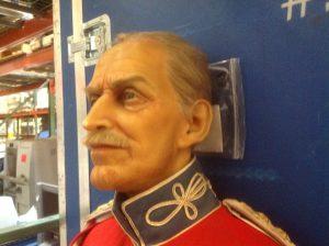 wax museum rip king Christian x 2