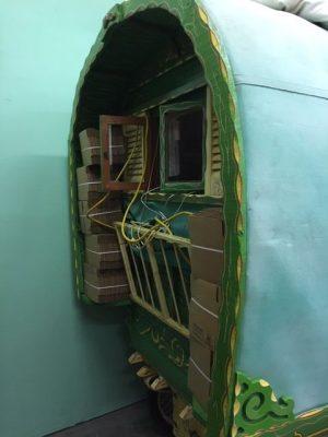 gypsy wagon 1