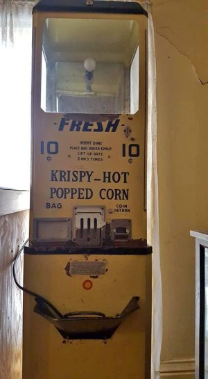 popcorn machine 2019