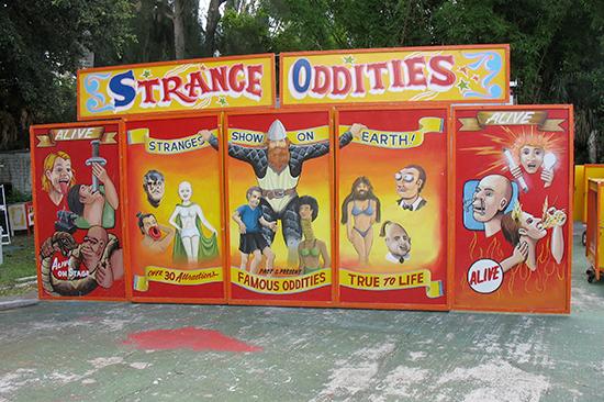 Strange Oddities